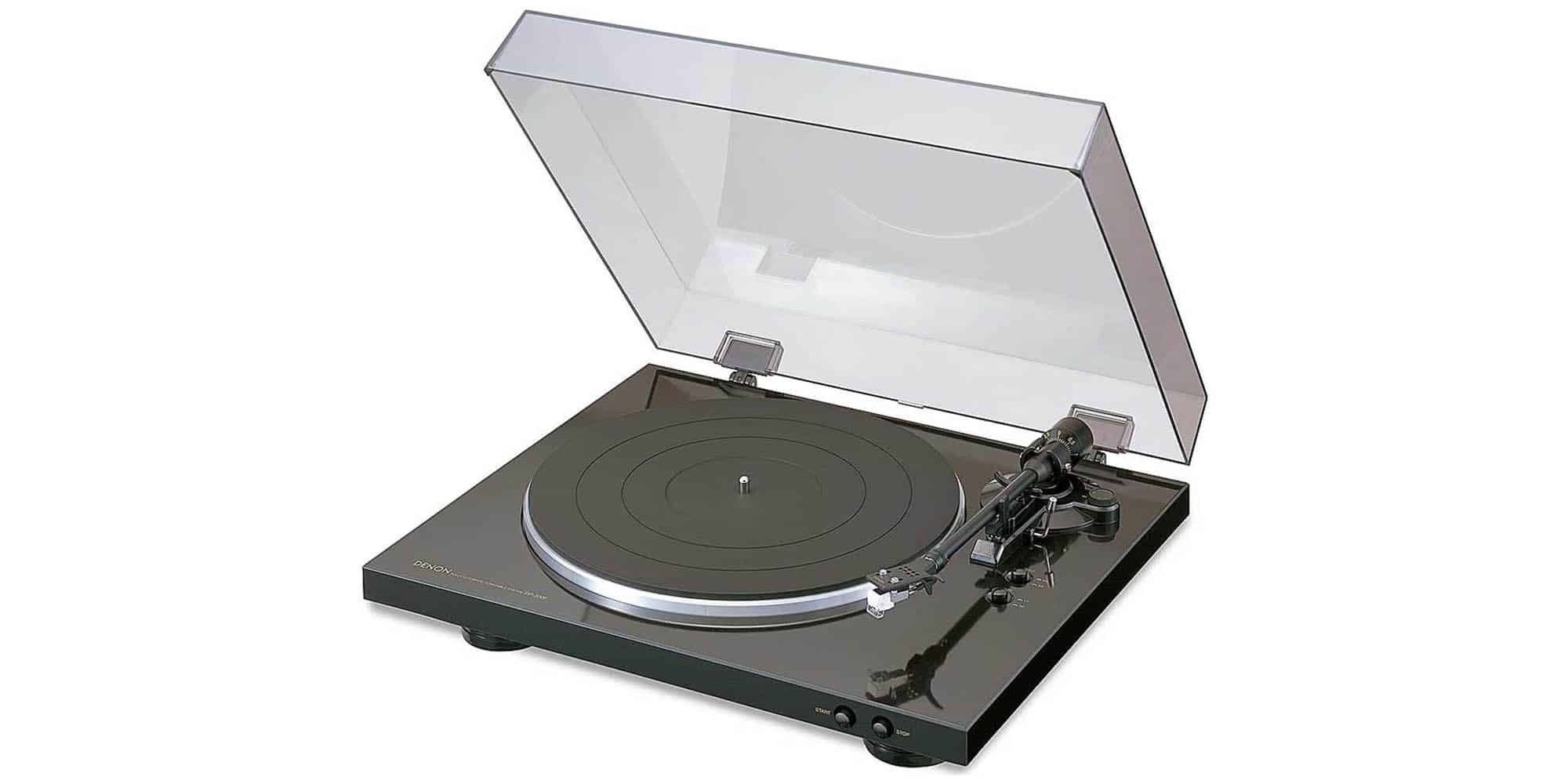 featured image for denon dp300f turntable