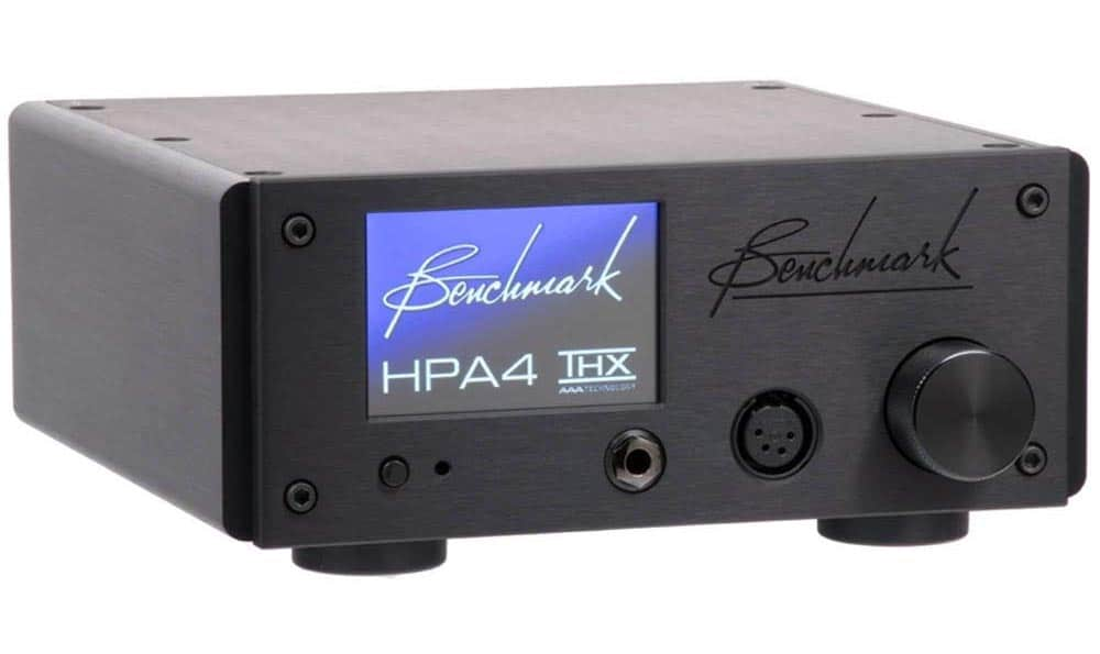 benchmark hpa4 headphone amp