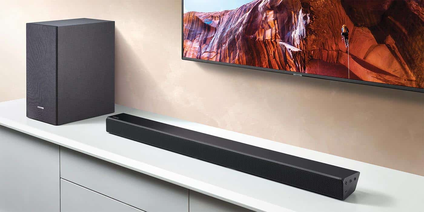 featured image for best soundbar under 200 article
